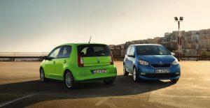 Skoda Citigo: G-TEC mit umweltfreundlichem CNG-Antrieb