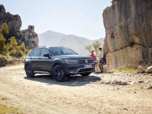 VW Tiguan: Offroad-Modell erweitert Angebot