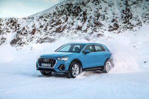 Audi Q3: Umfangreiches Motorenprogramm vorgestellt