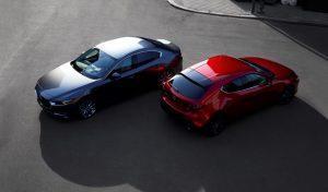 Mazda3: Weltpremiere auf der Los Angeles Auto Show