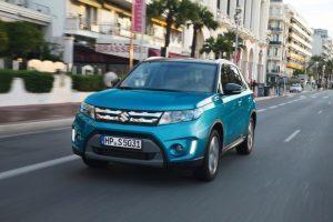 Suzuki Vitara: Zahlreiche Neuerungen zum 30. Geburtstag