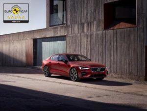 Volvo: Fünf Sterne für den V60 und S60
