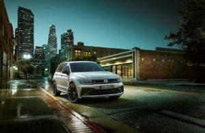"VW Tiguan: R-Line Designpaket ""Black Style"" bestellbar"
