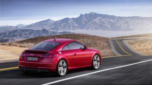 Audi TT Coupé 2019 im Test: das Facelift des 2-Türers in ...