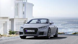 Audi TTS: Kompakter Spitzensportler bestellbar