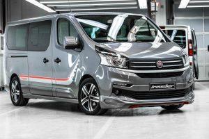 Fiat Talento: Sportlicher Van Sportivo Shuttle vorgestellt