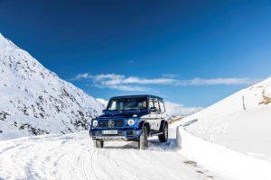 Mercedes-Benz G350d: Kompromissloser Einstieg in die G-Klasse