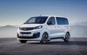 Opel Zafira Life: Neueste Generation des Großraum-Pkw fährt vor