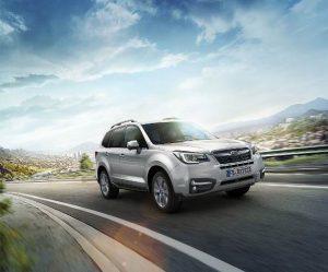 Subaru Forester: Mit erweiterter Serienausstattung ins Modelljahr 2019