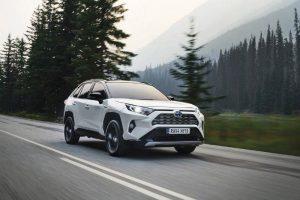Toyota RAV4 Hybrid: Fünfte Generation startet Ende Januar