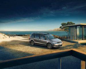 "VW Sharan: Sondermodell ""Black Style"" vorgestellt"