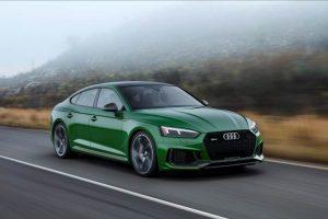 Audi RS 5: Sportback ab sofort in Europa bestellbar