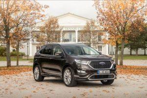 ford edge vignale 2019 im test facelift f r das luxus suv. Black Bedroom Furniture Sets. Home Design Ideas
