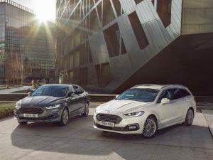 Ford Mondeo: Verbesserte Baureihe feiert Premiere