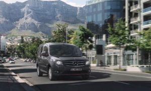 Mercedes-Benz Citan Tourer: Ab sofort mit neuen Designs und Motoren
