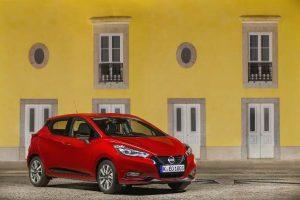 Nissan Micra: Neue Motoren und Ausstattungen