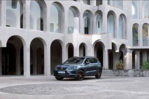 Seat Cupra Ateca: Special Edition auf dem Genfer Autosalon