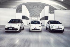 "Fiat 500/500X/500L: Sondermodelle ""120th"" präsentiert"