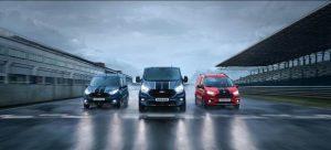 Ford: Neue Sport-Varianten für Nutzfahrzeuge