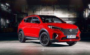 Hyundai Tucson: Jetzt auch als N-Line erhältlich