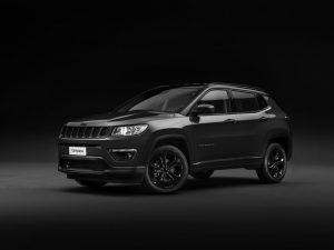 "Jeep Compass: Sondermodell ""Night Eagle"" im mystischen Look"