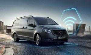 Mercedes-Benz Vito: Neue Motorenfamilie und Pakete ab März