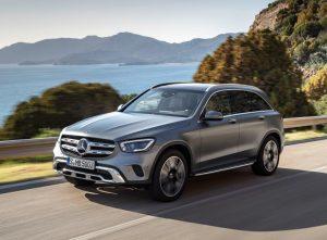 Mercedes-Benz GLC: Weiterentwicklung durch zukunftsweisende Technologien