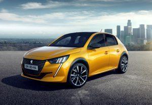 Peugeot e-208: Ab Herbst auch elektrisch unterwegs