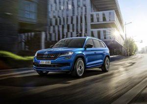 Škoda Kodiaq RS im Test (2019): das tschechische Top-SUV legt ein paar Zähne zu
