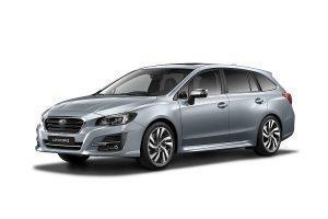 Subaru Levorg: Familienkombi startet ins neue Modelljahr