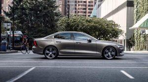 Volvo S60: Neues Modell erweitert das Limousinen-Angebot