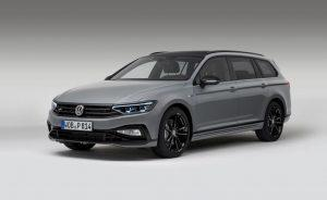 VW Passat Variant: R-Line Edition auf dem Genfer Autosalon