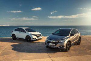 """Honda HR-V: Neuer """"Sport"""" feiert Premiere"""