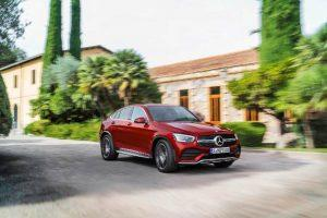 Mercedes Benz GLC: Nächste Generation in den Startlöchern