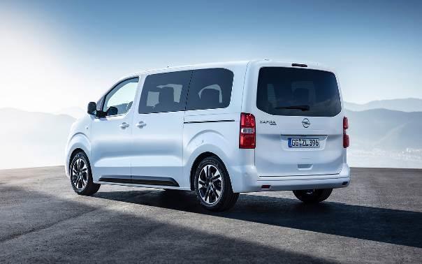 Opel Zafira Life 2019 Im Test Der Wandlungsfahige Multi Van Meinauto De