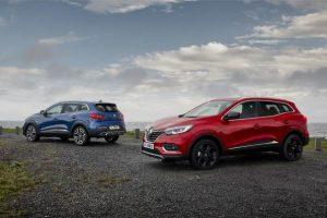 Renault Kadjar: SUV auch mit Allradantrieb