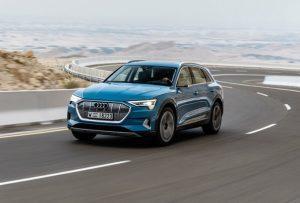 Audi e-tron 2019 im Test: Wie schlägt sich das erste Serien-E-Auto der vier Ringe im Test?
