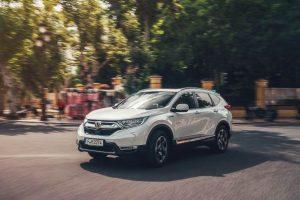 Honda CR-V Hybrid V im Test (2019): Wie gut ist die neue Diesel-Alternative?
