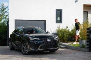 Lexus UX: das ungewöhnlich Premium-SUV der Toyota Premium-Marke