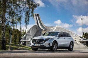 Mercedes-Benz EQC: Erster Benz der Marke EQ