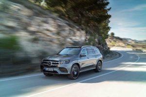 Mercedes-Benz GLS: Luxuriösestes SUV der Marke