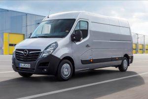 Opel Movano: Voll vernetzt ins neue Modelljahr