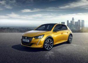Peugeot: 208 und e-208 ab sofort reservierbar