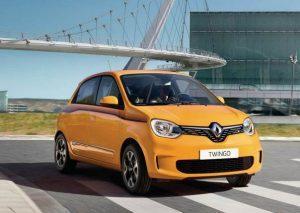 Renault Twingo: Modellpflege für das City-Car