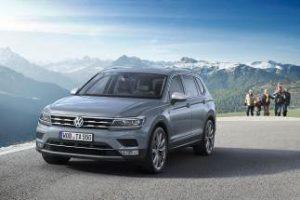VW Tiguan Allspace IQ.DRIVE im Test (2019): großes Kompakt-SUV glänzt mit großem Assistenzpaket