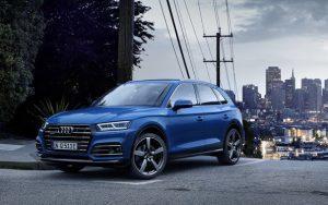 Audi Q5: Sportlich unterwegs mit Plug-in-Hybridantrieb