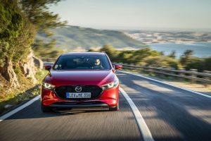 Mazda3: Fünf Sterne im NCAP-Crashtest