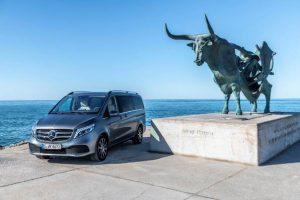 Mercedes V-Klasse im Test (2019): Edel-Großraumvan mit mehr Luxus und mehr Power