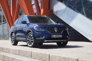 Renault Koleos: Neuer Look und neue Motoren