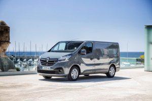 Renault Trafic: Neue Optik und neue Motoren